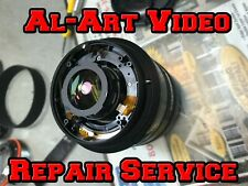REPAIR Service for Canon EF Lenses