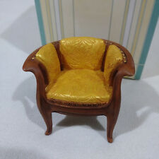 Dollhouse Miniature Willitts Take A Seat by Raine Art Nouveau Chair 24001 c 1900