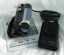 New ListingPanasonic Pv-Gs9 Dv Camcorder, Used, with Battery Charger and FireWire Cable