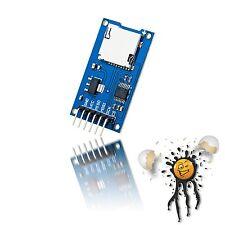 Arduino SPI modulo Lettore di schede card reader 2gb SD 8gb SDHC card 4.5-5.5v esp8266
