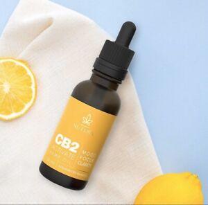 CB2 Oil - Mood + Focus