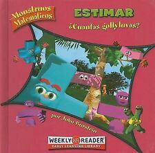 Estimar: ?Cuantas Gollyluvas? = Estimating (Monstruos Matematicos) (Spanish Edit