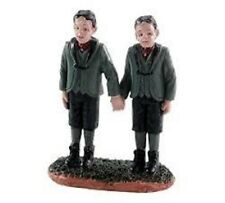 Halloween Lemax Spooky Town Spooky Twins Figurine New