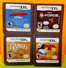 Disney Kung Fu Panda 2 G Force Rango Shrek Super Slam Nintendo DS Lite 2ds 3ds