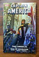 Marvel CAPTAIN AMERICA Two Americas Ed Brubaker TPB