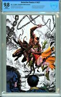 Detective Comics #1027 Comics Elite Tyler Kirkham Virgin Spot Color - CBCS 9.8!