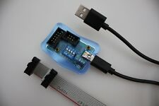 USB ISP Programmer für Atmel AVR ATmega ATtiny  STM32, NXP LPC Controller