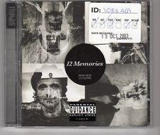 (HH620) Travis, 12 Memories - 2003 CD