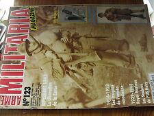 µ? Revue Armes Militaria n°123 Liberation Corse 1943 Armée Canadienne 14-18 ...