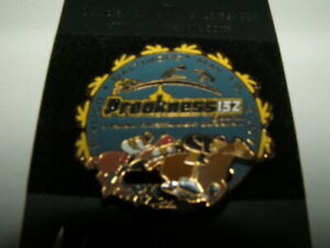 RARE 2007 CURLIN PREAKNESS STAKES 132 HORSE RACING PIN