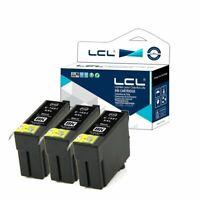 LCL 16XL T1681 XXL Cartouche d'encre Compatible (3 Noir) Remplacement pour Epson