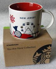 STARBUCKS NEW JERSEY 2015 You Are Here NWT mug YAH
