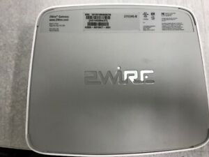 2Wire 2701HG-B 54 Mbps 4-Port 10/100 Wireless G Router