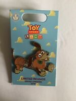 Loungefly Toy Story Land Grand Opening Slinky Dog Disney Pin Limited Release