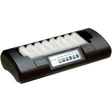 Cargador Powerex Mh-c801d Extra-rápido 1 hora para 8 Baterías Aa/aaa