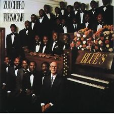 Zucchero Sugar Fornaciari - Blue's / Polydor CD 1987