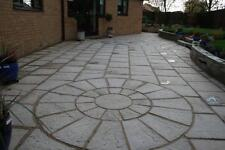 20m2 concrete patio✔paving garden slabs ✔ Bundle deal with Circle✔FREE✔DELIVERY✔