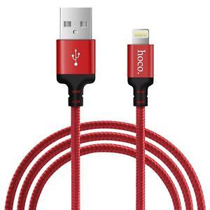 1m 2m Lightning USB Ladekabel Für iPhone Schnell Lade Kabel Datenkabel iPad