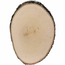 """Basswood Country Round Plaque-8.5""""-9.5"""""""
