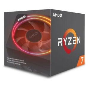 AMD Ryzen 7 2700X, 8x4.30GHz, boxed - YD270XBGAFBOX CPU,Wraith Prism Kühler, RGB