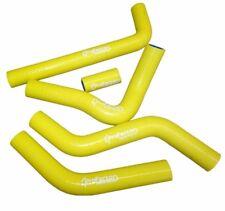 Suzuki Rmz450 Rmz 450 Radiator Silicone Hose Kit Pro Factory Hoses Yellow 2006