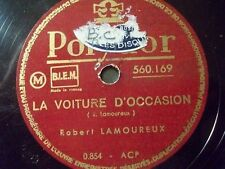 """R. Lamoureux & J. BREUX """"La veaux d 'occasion"""" signifiant"""