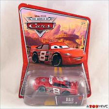 Disney Pixar Cars Dale Earnhardt Jr. World of Cars series #23