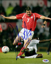 Radoslaw Sobolewski SIGNED 8x10 Photo Poland *VERY RARE* PSA/DNA AUTOGRAPHED
