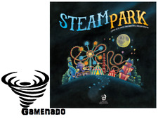 Steam Park Family Boardgame