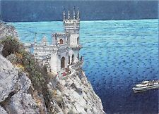 BR76992 yalta the swallow s nest russia