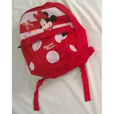 Zaino asilo Bambina Disney Minnie italian style