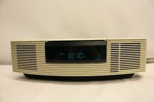 Bose Wave Awrc3P Audio Shelf System Cd Am Fm Radio Alarm