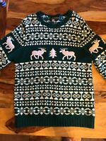 Ugly Vintage Christmas Holiday Sweater skedouche brand
