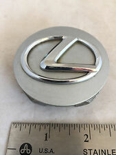 OEM Lexus ES300 IS300 IS250 IS350 Wheel Center Hubcap Hub Cap OE Silver Chrome