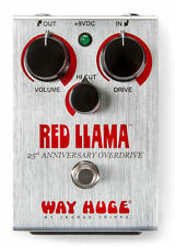 Way Huge Red Llama 25th Anniversary NEW W/ WARRANTY! FREE 2-3 DAY S&H IN U.S.!