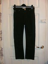 zara women skinny fit jeans,black,size eur 36,smart ,ideal everyday wear/hols