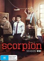 Scorpion : Season 1 : NEW DVD