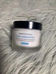 SkinCeuticals Renew Overnight Oily Nighttime Skin Refining Moisturizer