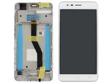 ORIGINALE DISPLAY LCD TOUCH + FRAME PER ASUS ZENFONE ZOOM S ZE553KL Z01HD BIANCO