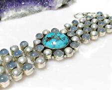 Blue Chalcedony Fine Bracelets