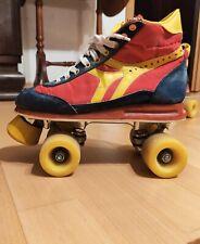 Rollschuhe Roller Skates 80er Original Vintage Retro