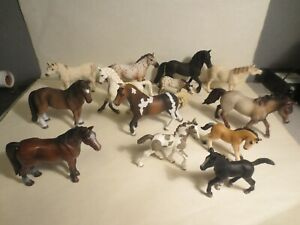 Schleich Horses - Lot of 13
