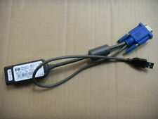 HP KVM USB Console Interface Adapter 1 PACK 336047-B21 396633-001