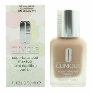 Clinique Superbalanced Makeup 03 Cn 28 ivory Foundation 30ml