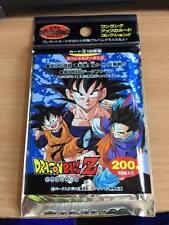 Carte Dragon Ball Z DBZ Hero Collection Part 3 #Booster NEUF SCELLE RARE!!!!!!!!