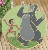 Jungle Book 40th Animation Art Collectible Limited Edition LE Disney Pin 52164