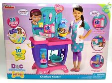 Doc McStuffins Checkup Center Playset 25 Pieces  ~  Brand New in Box