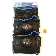 Small Size Knee Elbow Wrist Guards Bone Shieldz Elite with Bag