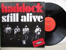 Haddock '86 Dutch Private Press LP Still Alive, Irish Folk, Dubliners.