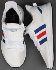 Adidas U_path Run Trainers White/Royal/Red